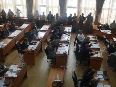 Заседание горсовета Ужгорода будет транслироваться онлайн
