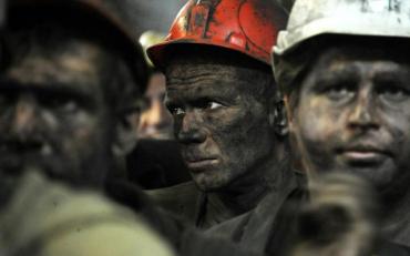 Гірники, які працюють на лисичанській шахті Капустіна - бастують