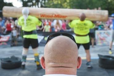Самые сильные люди из 7 стран Европы в эти выходные впервые собрались в Мукачево