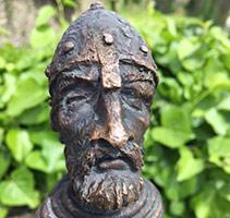 Князь Лаборец - легендарный основатель Ужгорода и Ужгородского замка.