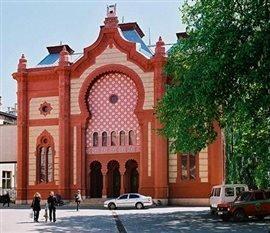 10 років тому це приміщення було єврейською синагогою