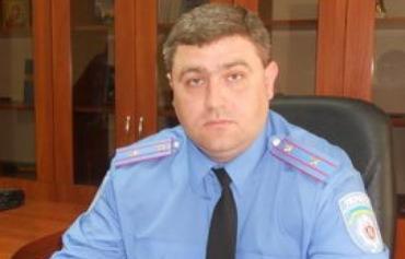 Главный претендент на пост главного полицейского Закарпатья - Стефанишин