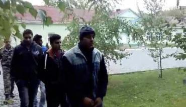 В Закарпатье задержали мигрантов из Индии и Пакистана