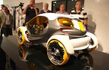 Smart 454 WWT от Mercedes-Benz Advanced Design Germany