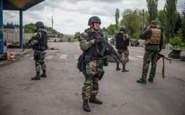 Военные находятся в боевой готовности из-за теракта в Новоалексеевке