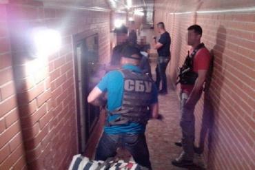 Под домом замгубернатора николаевской области обнаружили нес.