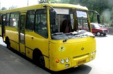 В Ужгороде в микрорайоне БАМа после 19:00 маршрутные автобусы исчезают