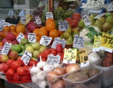 На Закарпатті ціни на продукти ростуть, як гриби в лісі