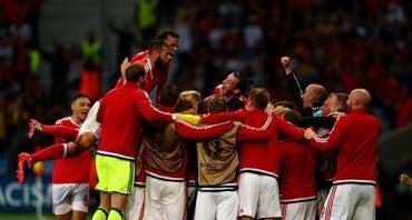 Уэльс — Бельгия 3:1