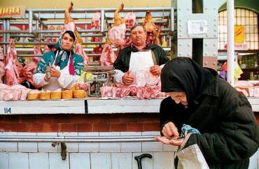 5 евро в день – это черта бедности, 2 евро в день – это черта нищеты