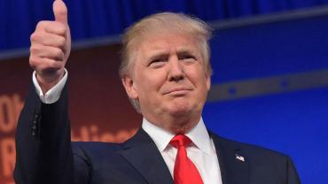 Инаугурация 45-го президента США - Дональд Трамп