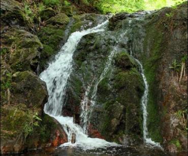 Водопад Городилов
