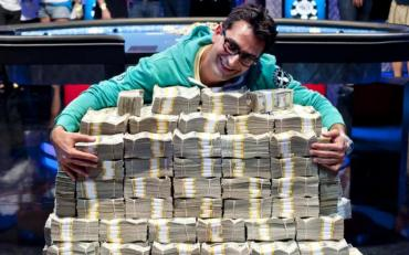 Чоловік 17 років купував лотерейні квитки і нарешті домігся бажаного