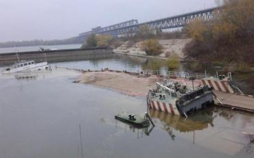 Екологічна катастрофа у Каховському водосховищі