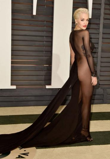 Подтянутые фигуры, пышные формы, точеные ножки — чего только не повидал «Оскар»