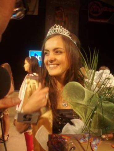 Переможець конкурсу Мар'яна Бонь