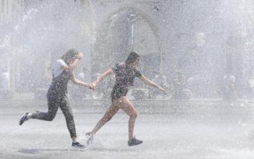 Спекотна погода в Україні протримається до 10 серпня