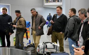 Справжній колапс: столичний аеропорт припинив роботу