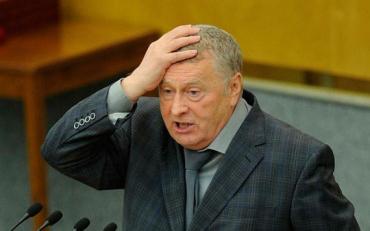 Українська журналістка довела до істерики Жириновського
