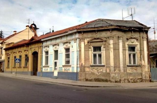 64b296395d751e Втрачений Ужгород: будинок професора гімназії Дюли Горощака (ФОТО)