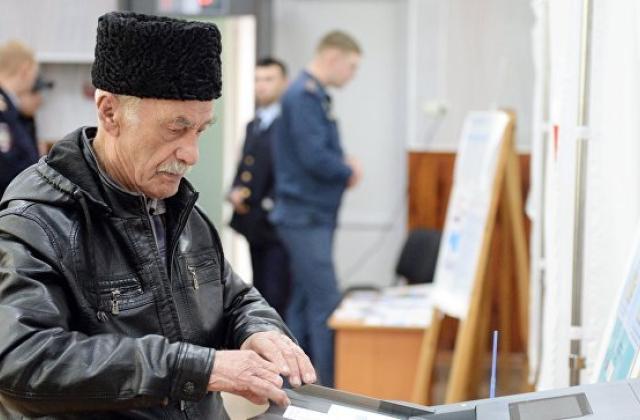 Япония непризнает выборы Российского Президента воккупированном Крыму