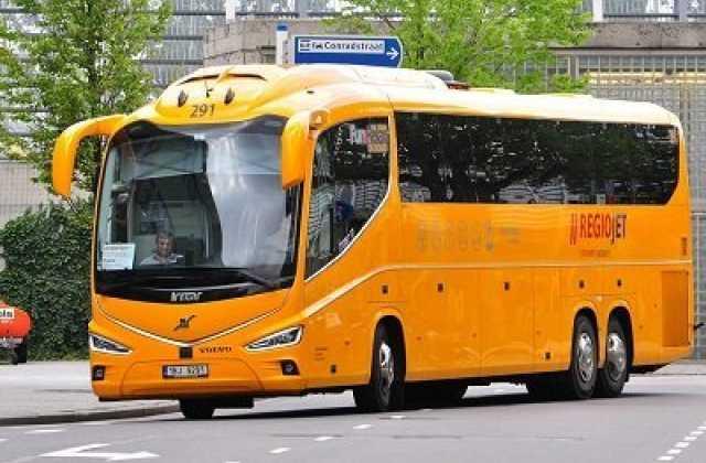 Наземный лоукостер Чехии запустил рейсы изУкраины вПрагу