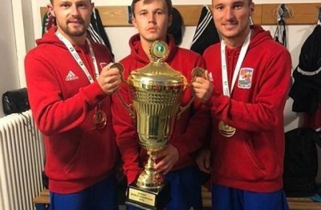 Венгерская команда