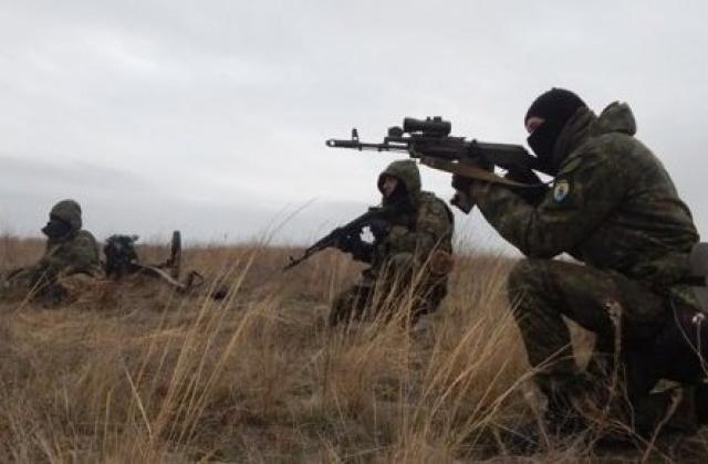 Военные ДНР взяли вплен украинского диверсанта, брошенного сослуживцами наполе боя