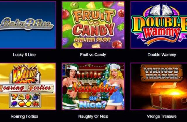 игры казино онлайн секрет в