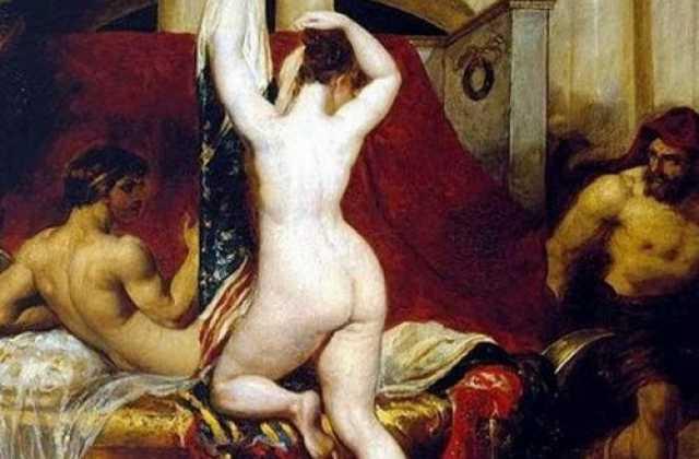 Сексуальные извращения царицы