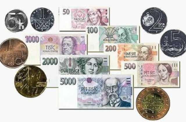 Чешские кроны курс к евро rona