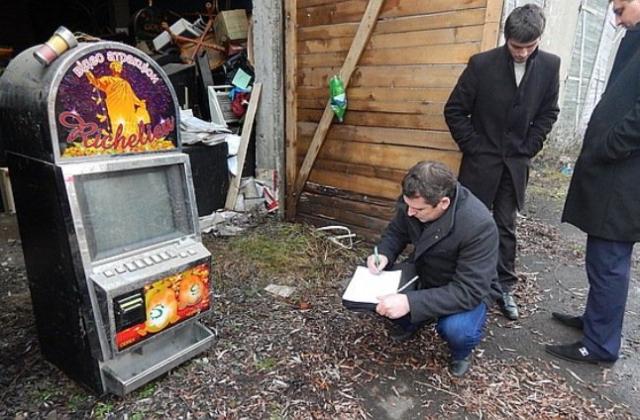 Игровые автоматы производство закарпатье казино с ежидневным бонусом за вход