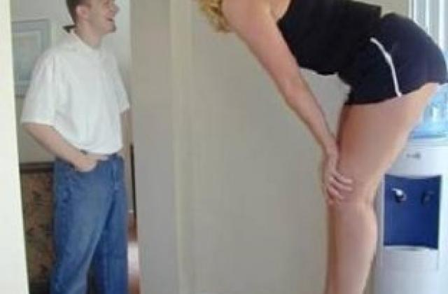 Член грудастая секс застукали их фото сперма