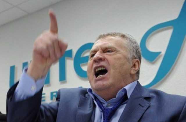Жириновский запретил лдпр заниматься сексом