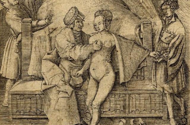 Порно видео домашнего наказания женщин брюнетка сосет большой