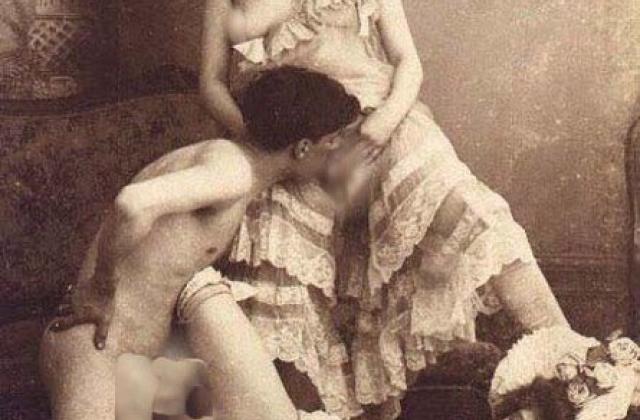 Извращённый секс в веке
