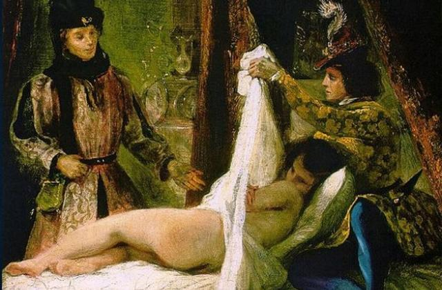 Сексуальные проблемы екатерины второй