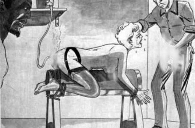 Извращённые сексуальные пытки картинки