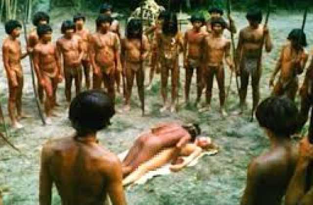 Секс в племенах африки видео