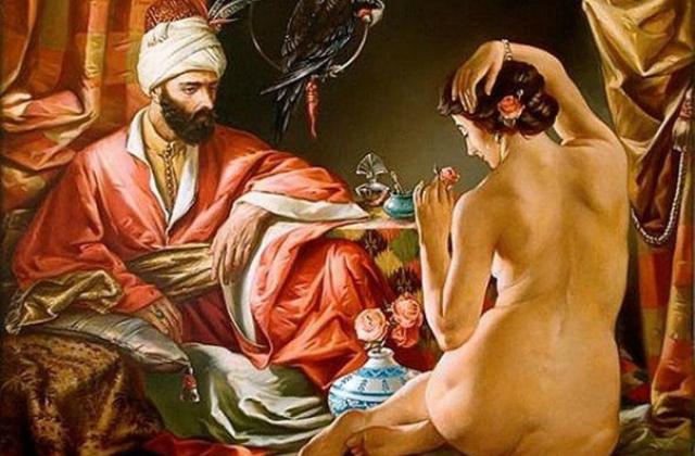Евнухи в османской империи кино порно