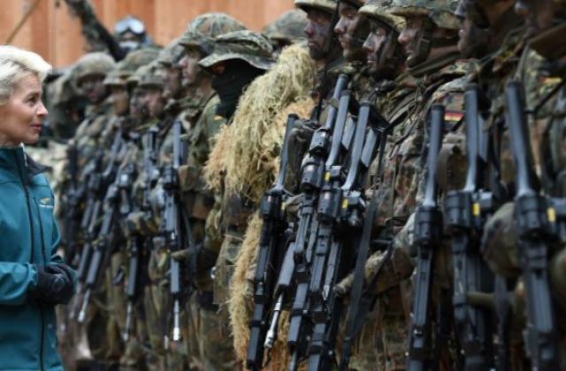 Не дезертиры — герои. Немецкие солдаты, перешедшие на сторону ... | 420x640