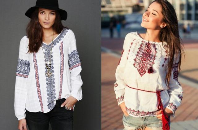Українська вишиванка стає модною на увесь світ! (ФОТО) Reporter UA e0fb4bf7eff56