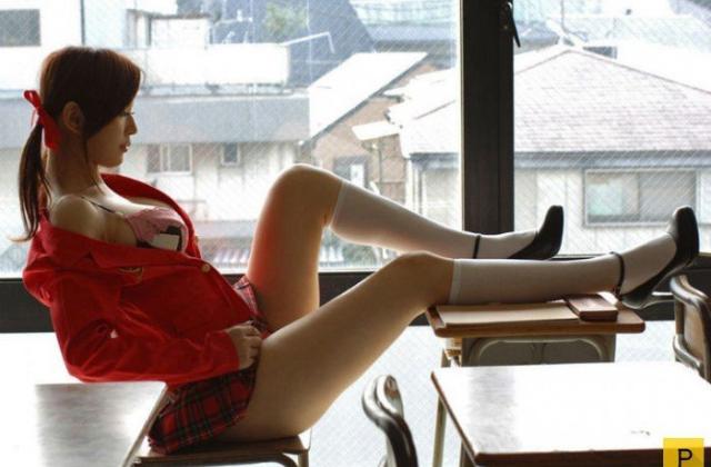 Японский бондаж девушки фота видео