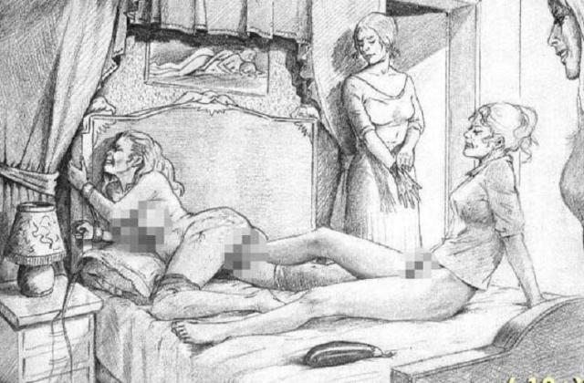 Сексуальные забавы дома