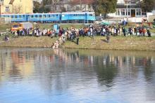 Ужгород Крещение Водохреща