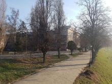 Ужгород март весна