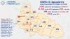 Закарпатье в первой тройке по количеству активных больных на 100 тыс. населения: Данные на 11 июля